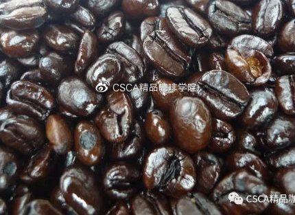 有关星巴克咖啡的苦味