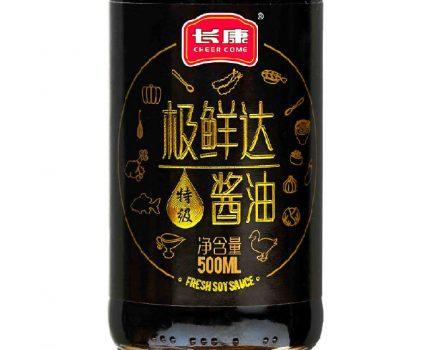 极鲜达特级酱油|致力打造健康美味新境界