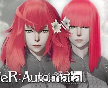1.3万!SE推出《尼尔》红发双子手办