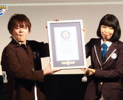 台词量惊人!松冈祯丞创造吉尼斯世界纪录