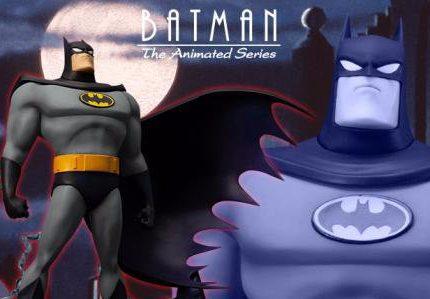 92年蝙蝠侠动画的经典片头,你还记得吗?