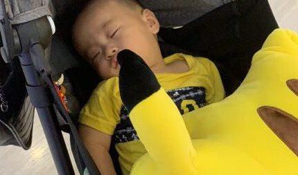 婴儿睡眠引导-抱起放下法(7个月+)