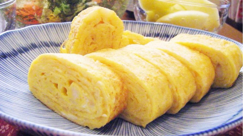 灌芝林鸡蛋美食系列|燕麦牛奶厚蛋烧