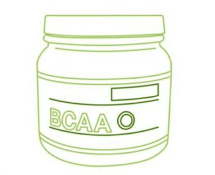 支链氨基酸(BCAAs)对健身的益处