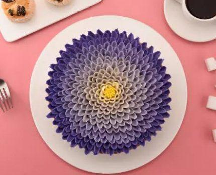 豆沙裱花蔓越莓派,让你心情瞬间变好的甜点