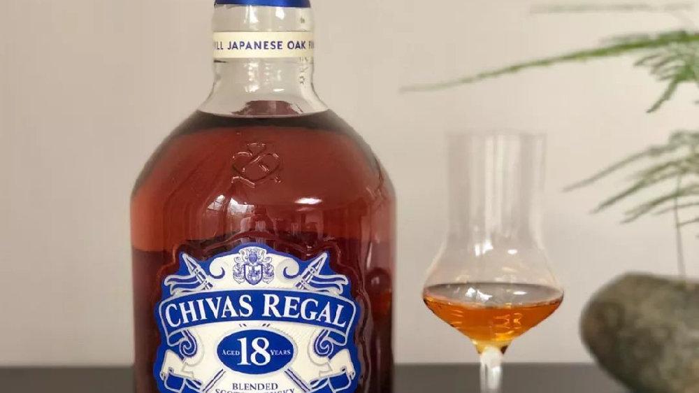 荐酒:芝华士18年过首注水楢桶