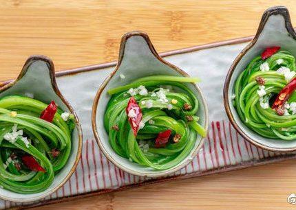 清爽凉菜,拯救你的夏日胃口