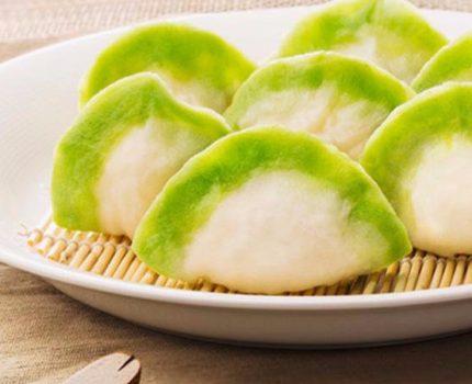 """吃了会""""发财""""的饺子"""