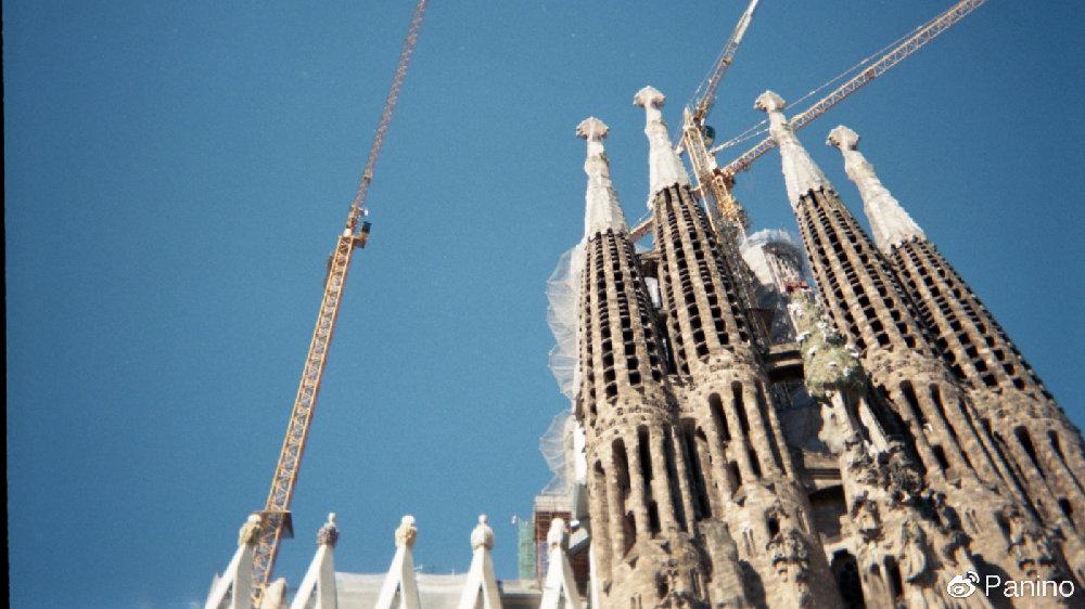 五月的假期-巴塞罗那