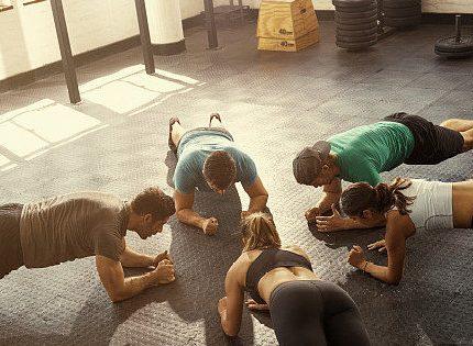 健身,吃比练重要?