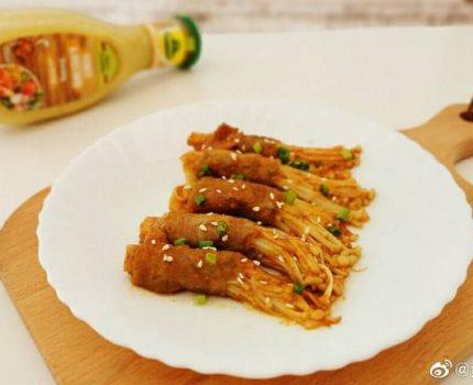 金针菇爱上肥牛卷