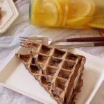 椰子油糯米华夫饼,宝宝超爱吃