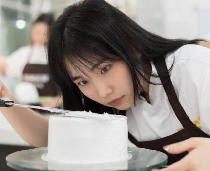 银河天幕烘焙 蛋糕制作流程注意事项!