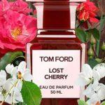 中了甜香的毒:TF 落红樱桃
