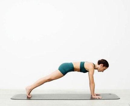 7个瑜伽动作,7个方面,全方位锻炼核心
