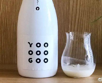 荐酒: YoGoo酸奶利口酒