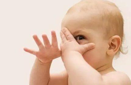 儿童的智力在手指间