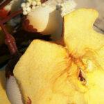 这我做过最简单好吃的水果干了,酥酥脆脆的