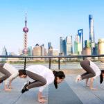 学空中瑜伽多少钱