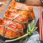 金秋吃蟹季 美食家们看过来