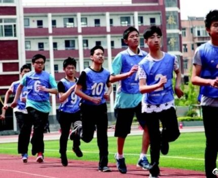 【体育中考】之耐久跑