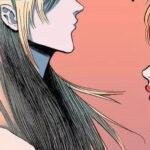 怪谈漫画故事:性感魔女的化妆盒