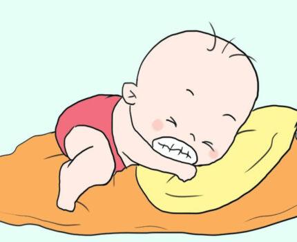 孩子睡觉磨牙,或是这类疾病在发出警报