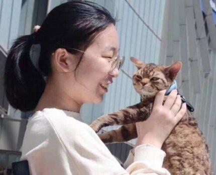 我和猫咪有个约定