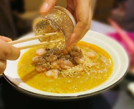 魔都最好吃的蟹粉拌面我爱惨了