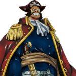 海贼王:罗杰的那些船员,红发只能排第三