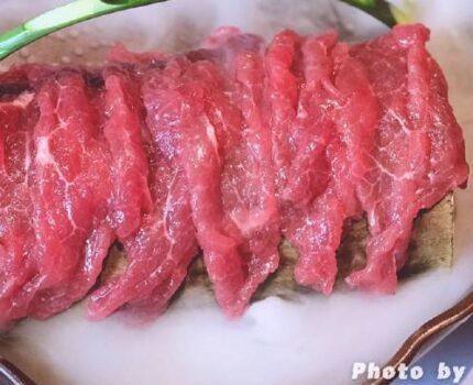 厦门第一家翘脚牛肉火锅,这碗汤勾魂诱人啊