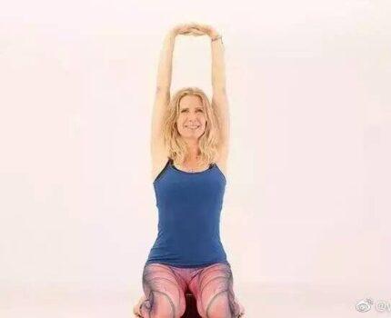 经常做这 5 个瑜伽动作,预防颈椎病…