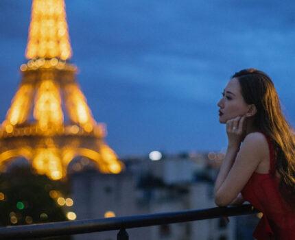 新人群访 | 世上城市千千万万,他们独爱巴黎