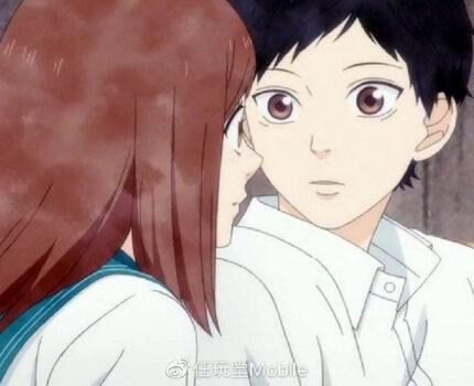 日本动漫的眼睛究竟相当于实物多大呢?