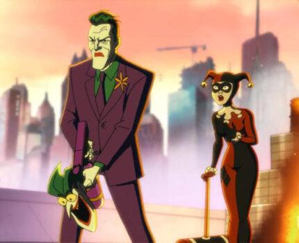 DC动画《哈莉·奎茵》最新预告PV公开