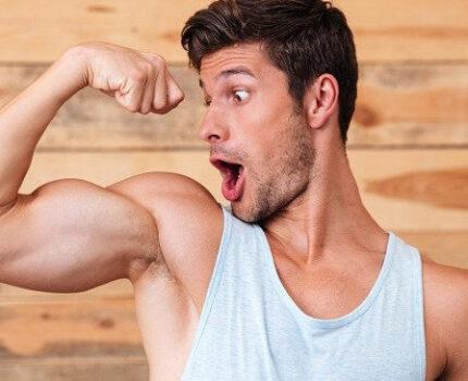 弯举练到的不是肱二头肌而是斜方肌?