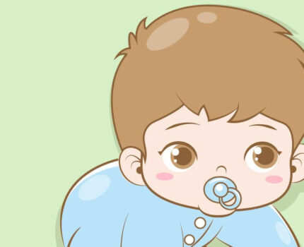 宝宝快出牙了,老是流口水怎么办?