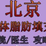 北京自体脂肪填充面部、隆胸医院医生攻略