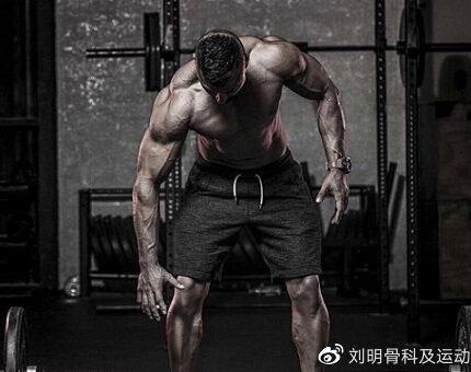 硬拉锻炼腰背肌!健身必会的黄金健身动作(二)