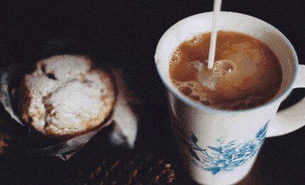 在家四步做好焦糖奶茶,星级口感,没有任何添加剂!