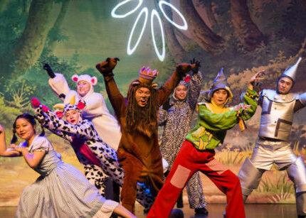 亲子音乐剧《绿野仙踪》贵阳站,上演暖心童话送可爱的桃乐茜回家