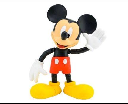 文化趣闻|米老鼠一开始是只兔子?
