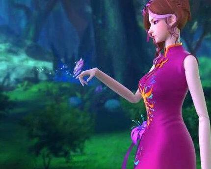 庞尊在仙境里竟然还有一位红颜知己,白光莹与她相比貌似有点弱哦