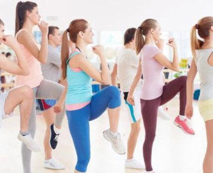 女生跳有氧健身操的好处,你了解吗?