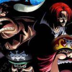 海贼王:最靠谱的四皇实力排名!