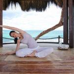瑜伽能减肥吗