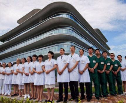 8年备孕无果,国内海南医院试管婴儿,成功怀孕!