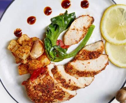 轻食健康还有百变滋味,这样才叫吃肉!