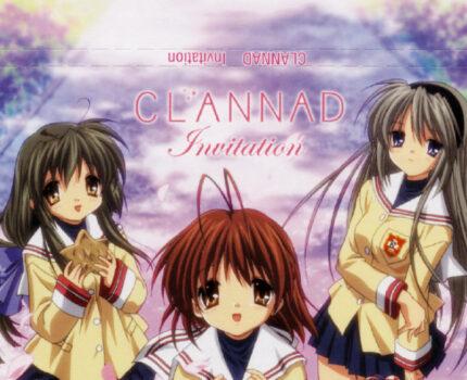 【动漫推荐】催泪第二期:CLANNAD