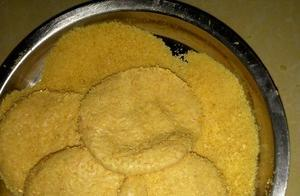 南瓜饼这样做最好吃,外酥里嫩,香甜软糯,一上桌全家抢着吃